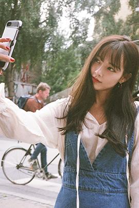 [재입고] poind, blouse