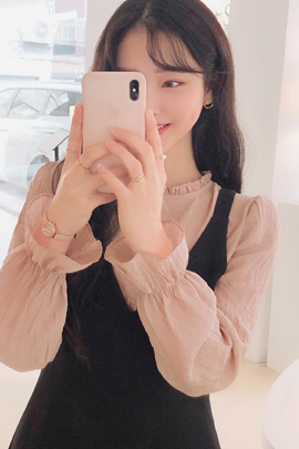 frill one, blouse